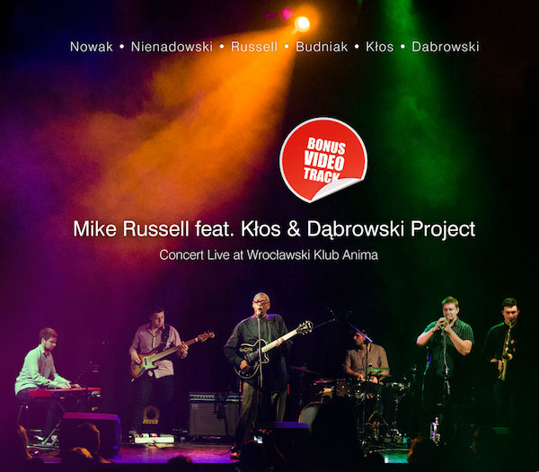 Mike Russell feat Klos and Dabrowski Project cover