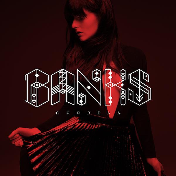 Banks - Goddess - album cover