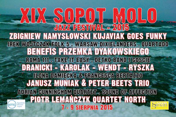 Sopot Molo Jazz Festival-kopia