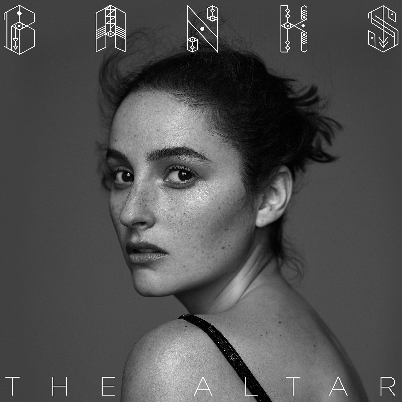 Banks - The Altar - album cover