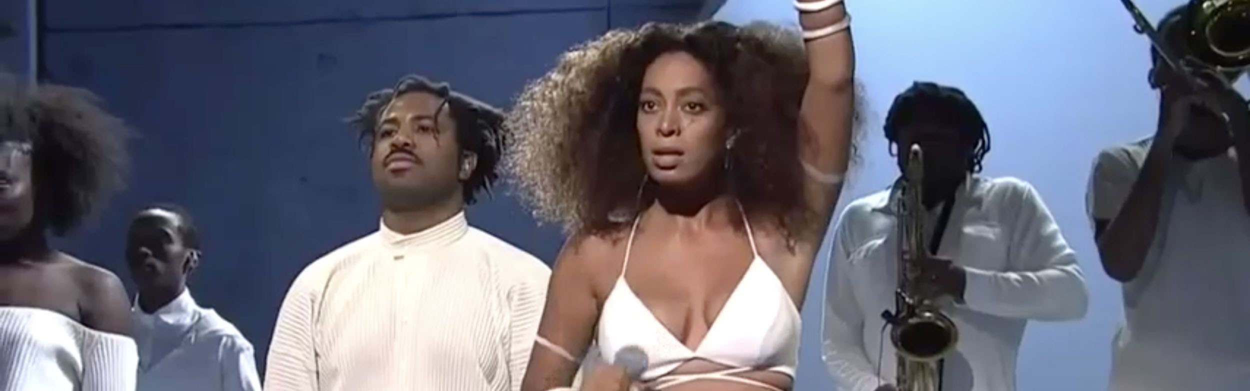 solange-snl-saturday-night-live-sampha-dont-touch-my-hair