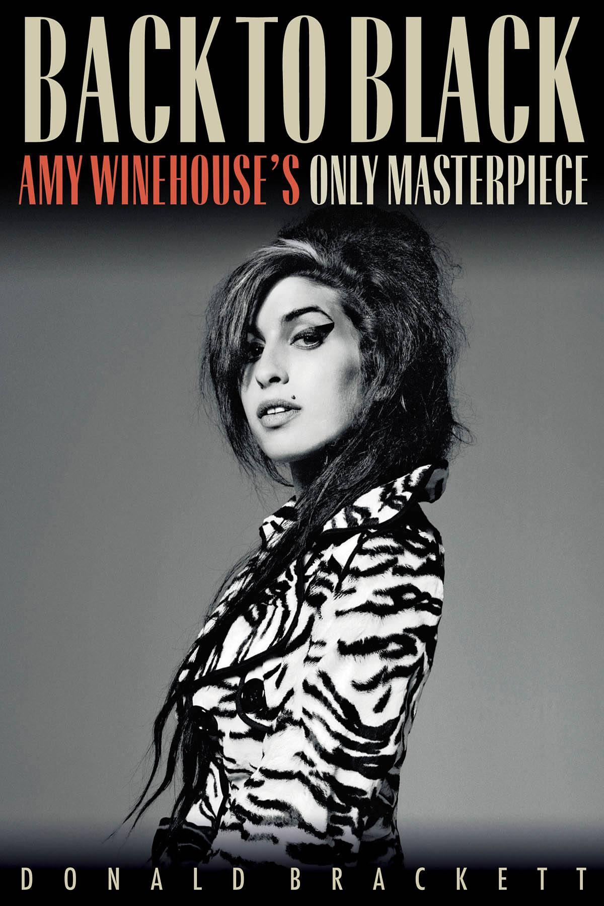 Back to Black Amy Winehose's only Masterpiece copy