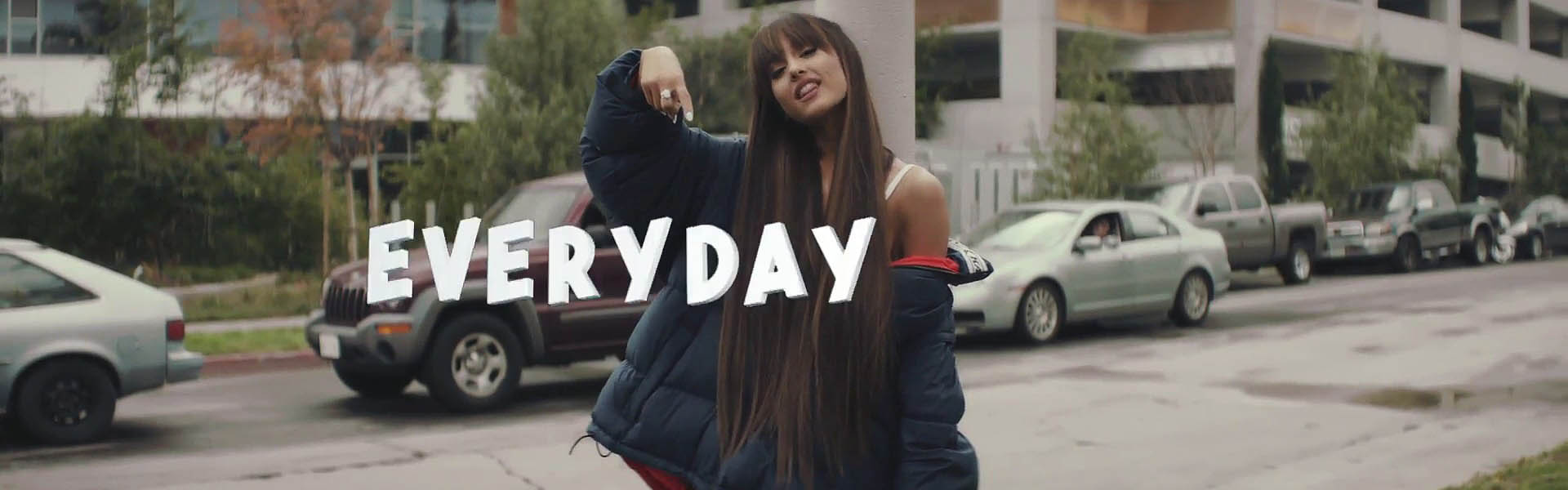 Ariana Grande Everyday Future