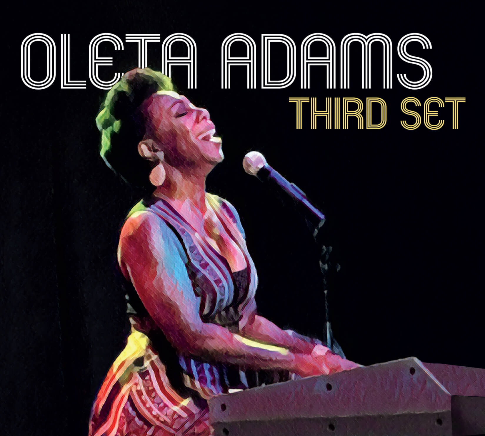 oleta adams Third Set