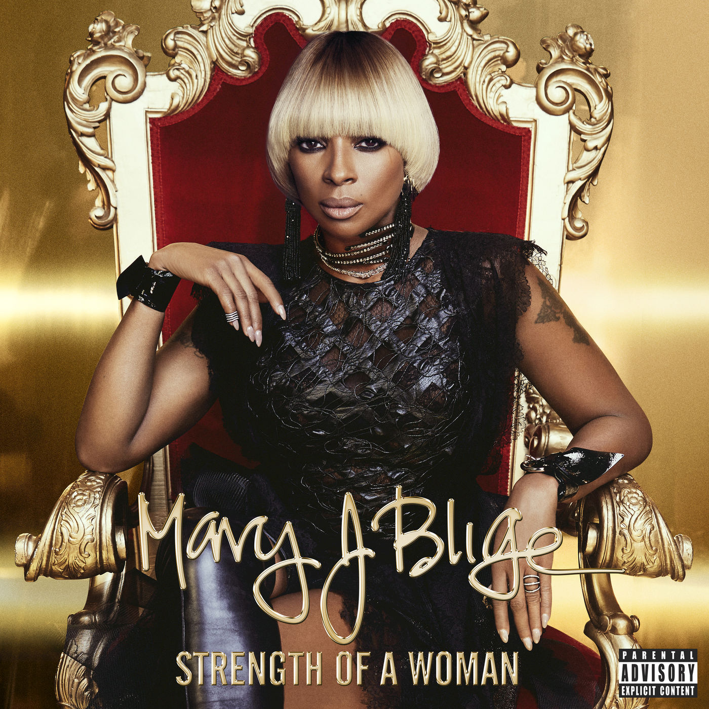 Mary J. Blige strength of a woman