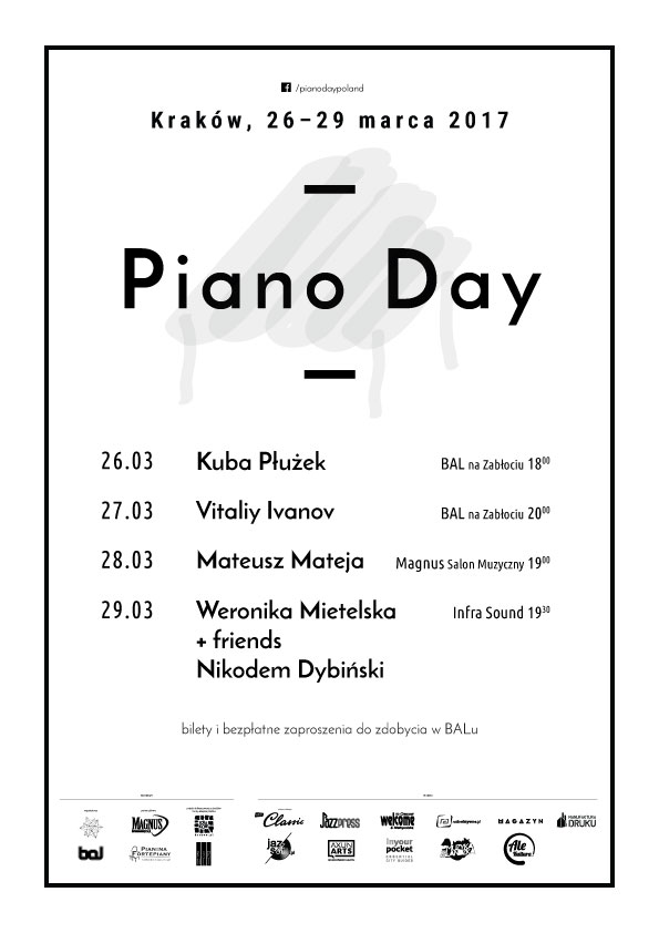 poster_piano day krakow