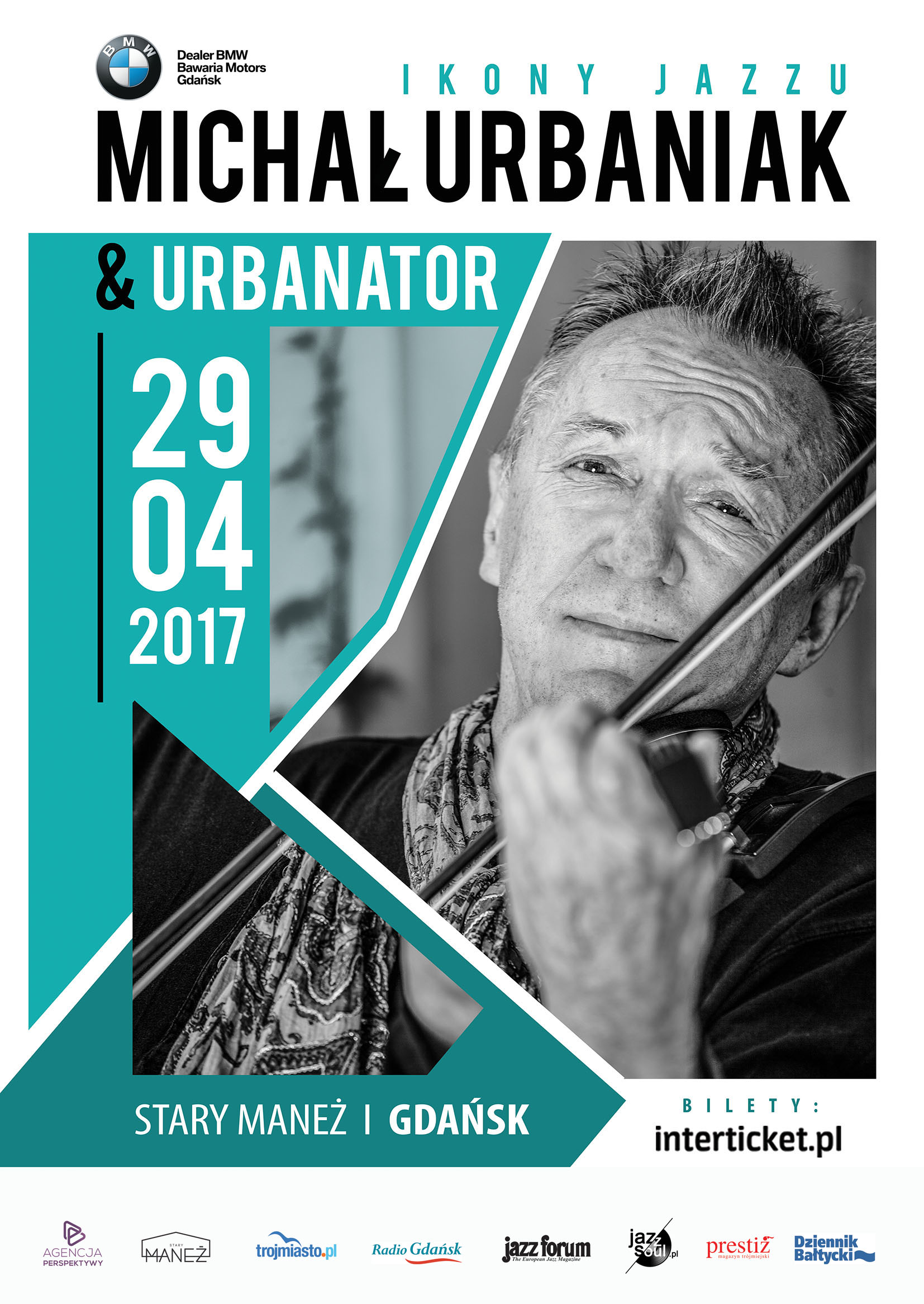 Ikony Jazzu Urbaniak & Urbanator