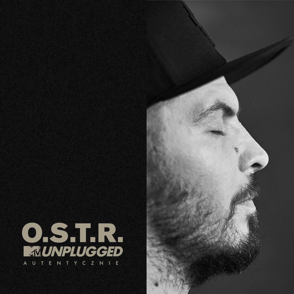 O.S.T.R. - MTV Unplugged Autentycznie - okladka copy