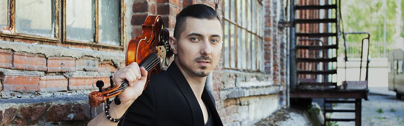 Adam Bałdych3_net fot. Magdalena Paszko