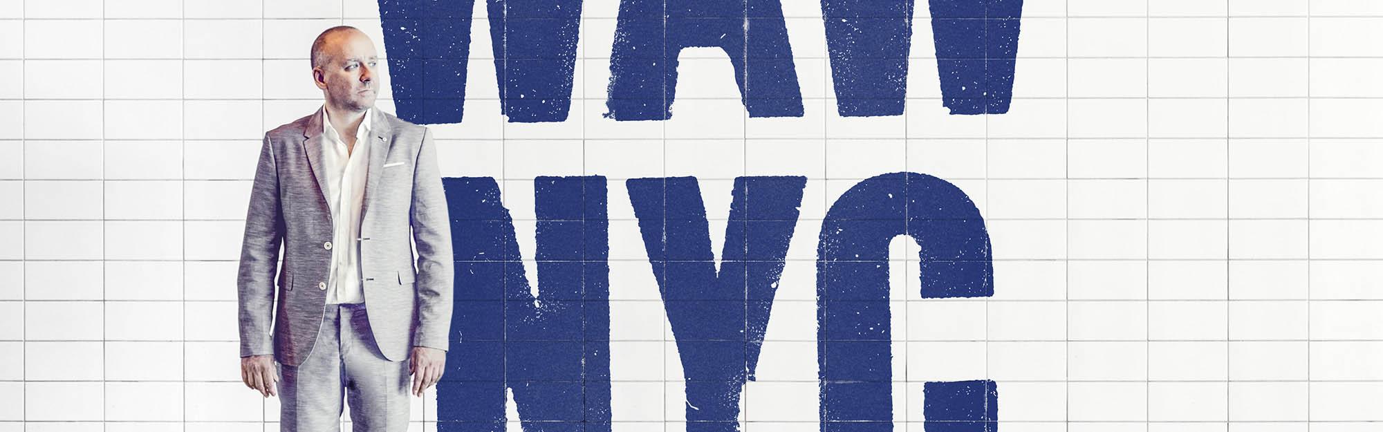 Marek Napiorkowski WAW-NYC