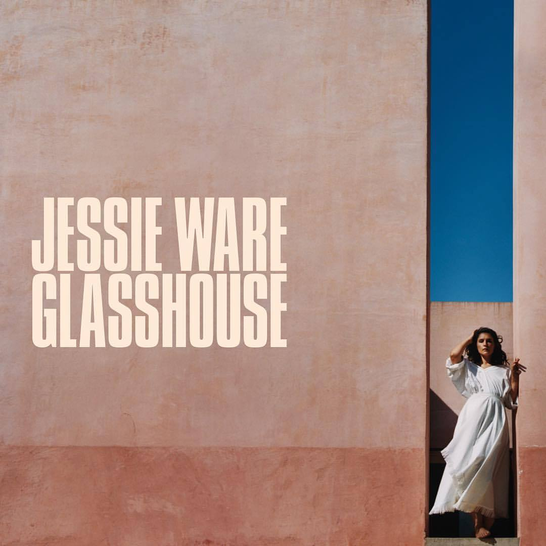 Jessie Ware Glasshouse cover