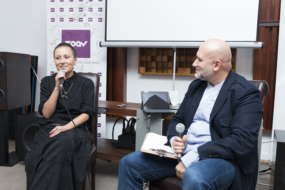 Paulina Przybysz fot Marcin Jaskaczek