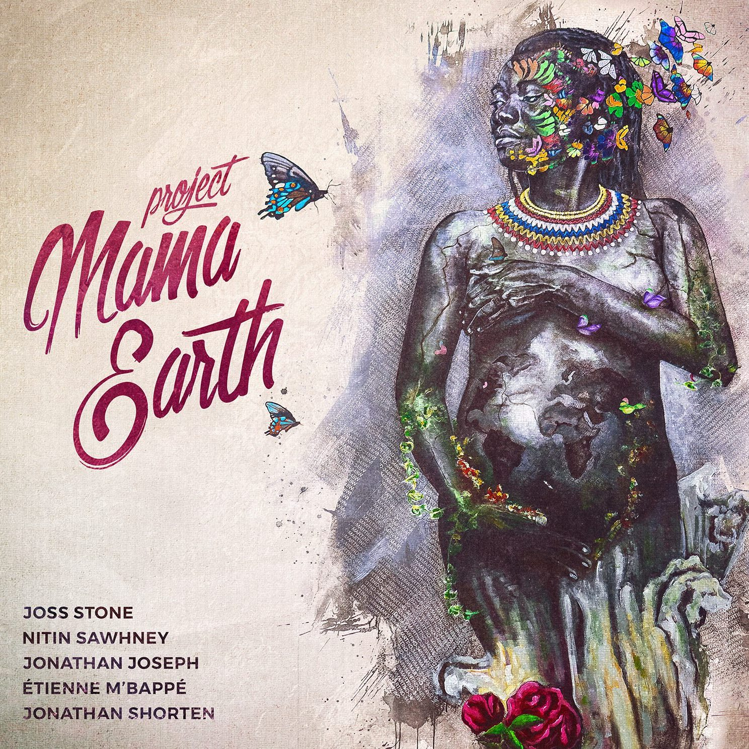joss stone Project Mama Earth