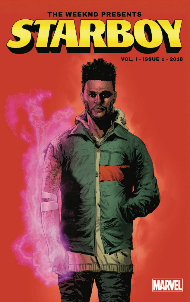 The-Weeknd-StarBoy-Marvel