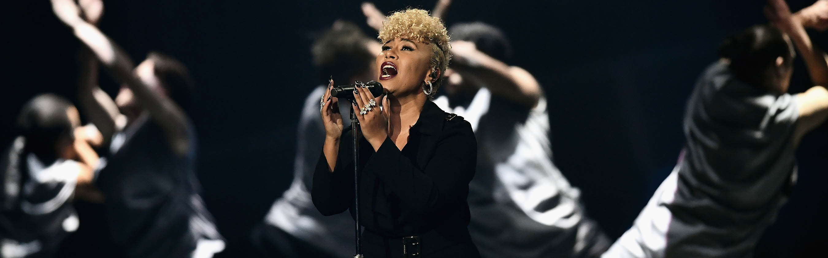 emeli-sande-Gareth Cattermole/Getty Images