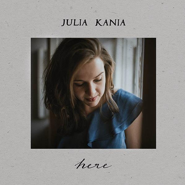 Julia Kania here