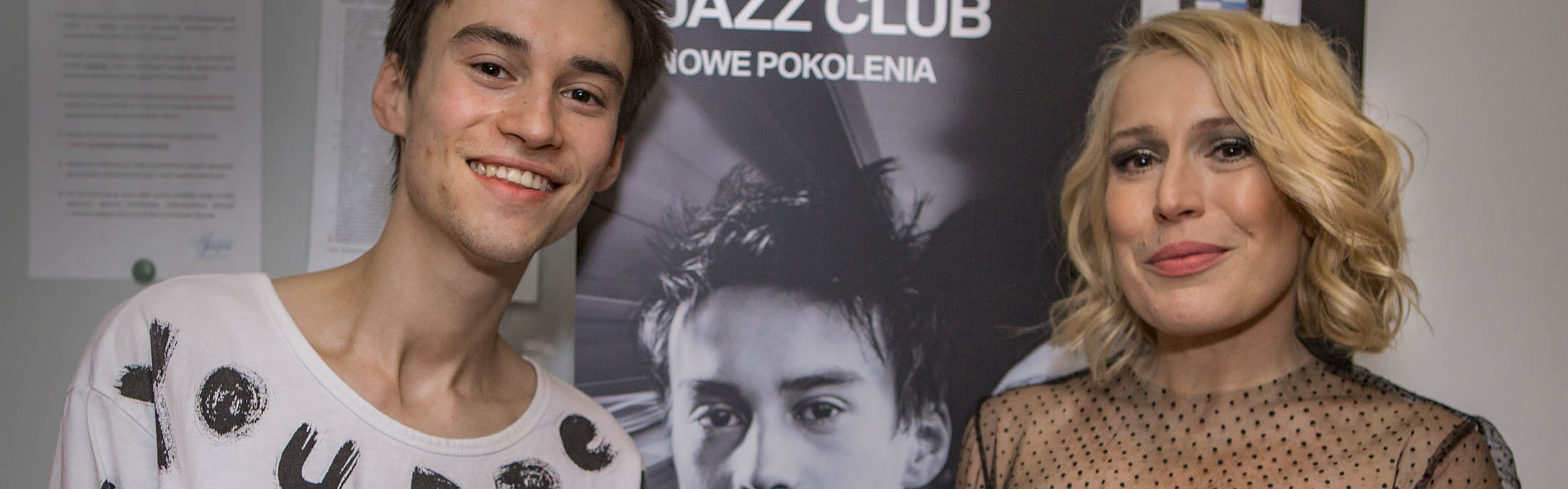 Aga Zaryan i Jacob Collier