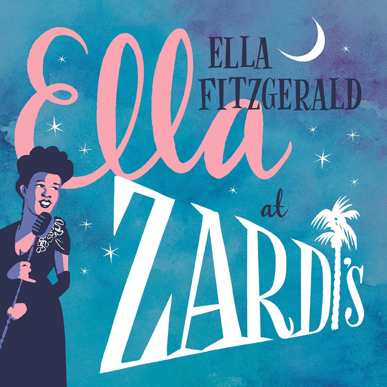 UMe Ella Fitzgerald Ella At Zardis