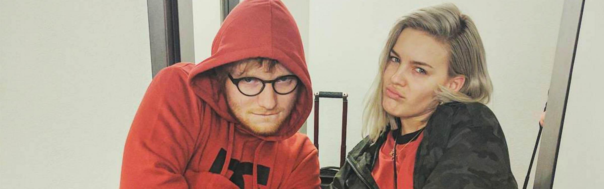 Anne-Marie Ed Sheeran
