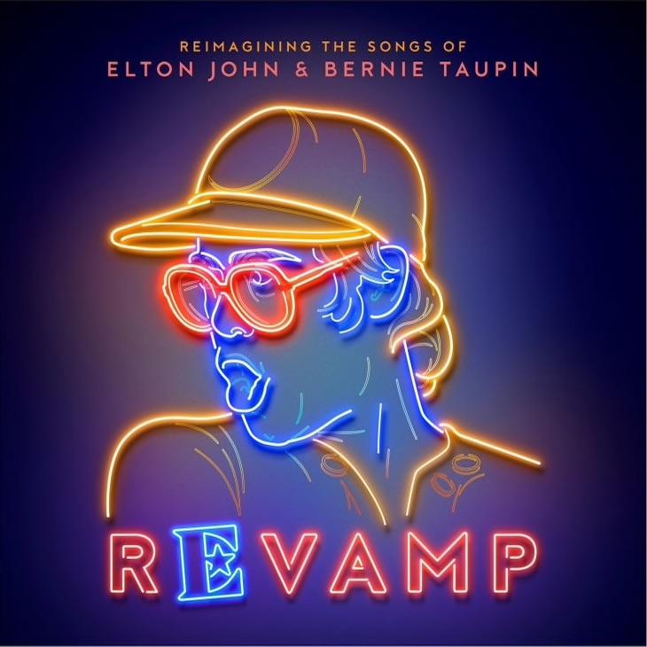Revamp Elton John cover