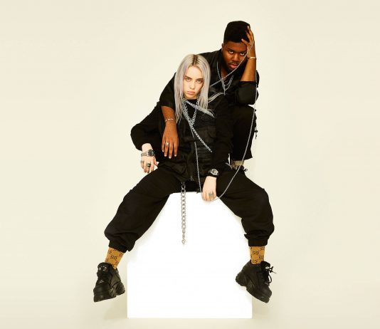Billie Eilish i Khalid