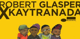 Robert Glasper x Kaytranada_TheArtScienceRemixes_cover