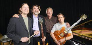 Brubeck Brothers Quartet fot jill rosell