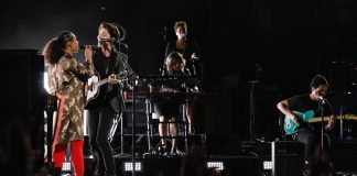 james bay alicia keys fot Trae Patton/NBC