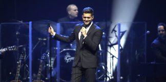 Michael Bublé Photo by Isaac Brekken/Getty Images for Keep Memory Alive