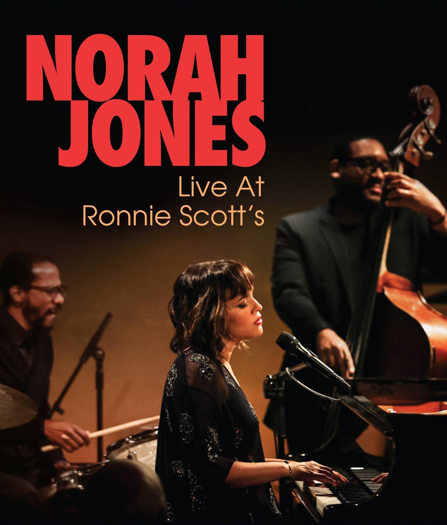 Norah Jones Live at Ronnie Scotts
