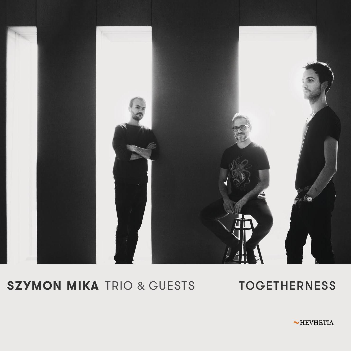 Szymon Mika Trio cover 2018