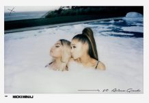 nicki-minaj-ariana-grande-bed-single