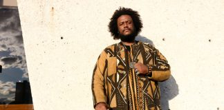 Kamasi Washington // Photo by Nina Corcoran