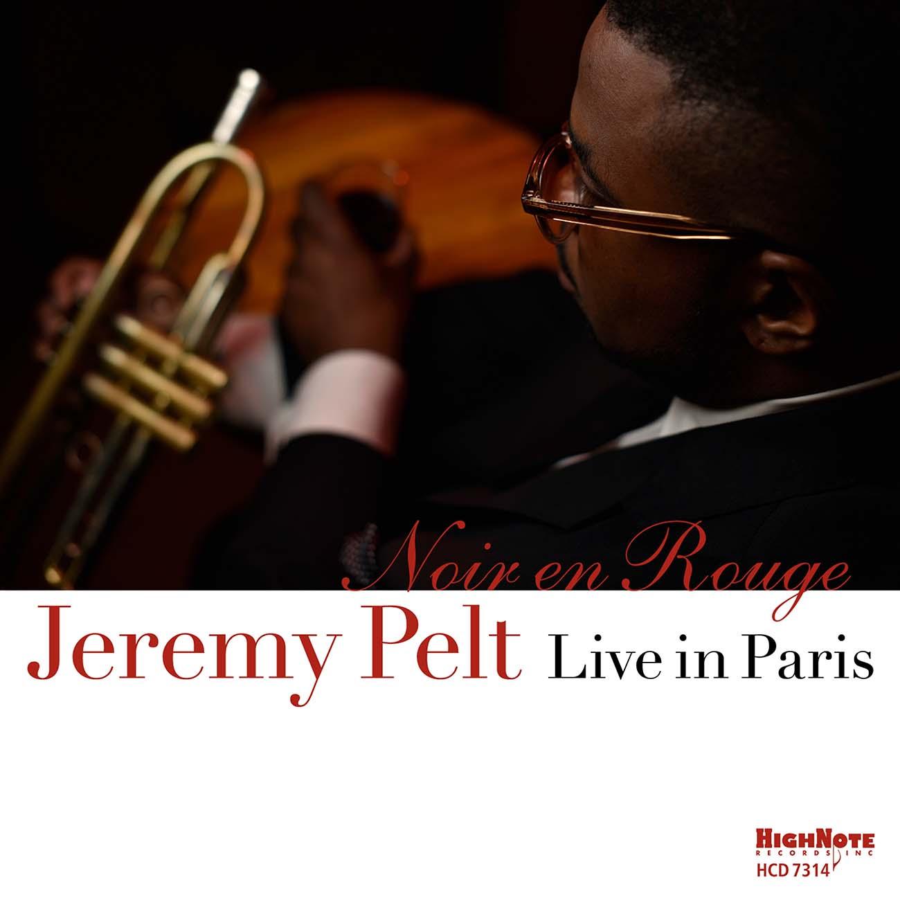 Jeremy Pelt - Live in Paris