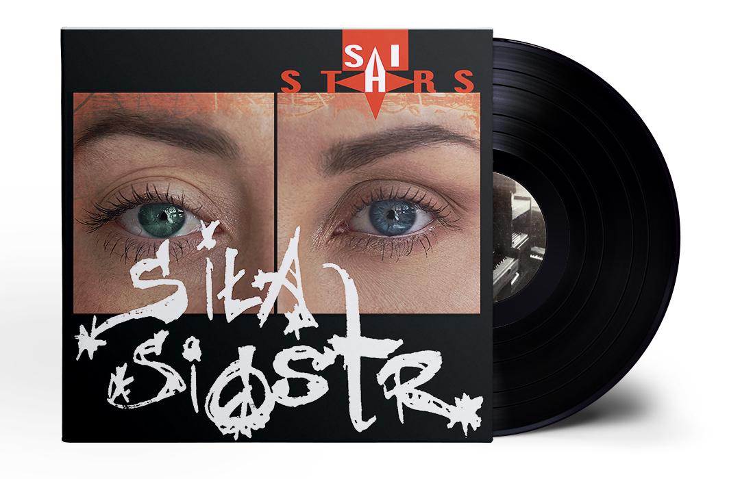 Sistars Sila Siostr vinyl