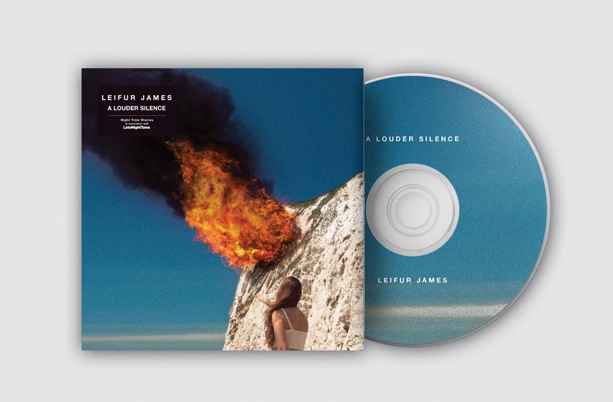 Leifur James cover album 2018