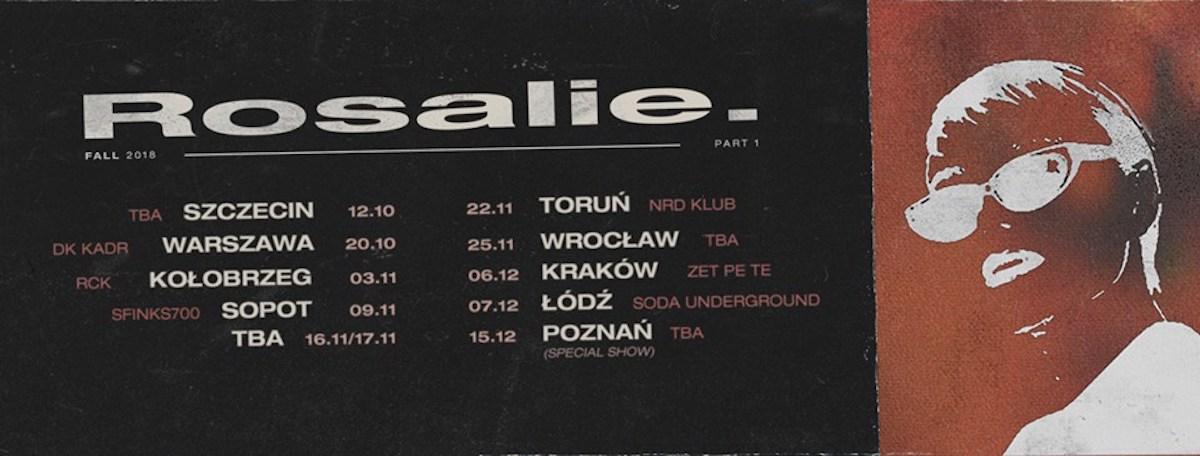 rosalie fall tour 1